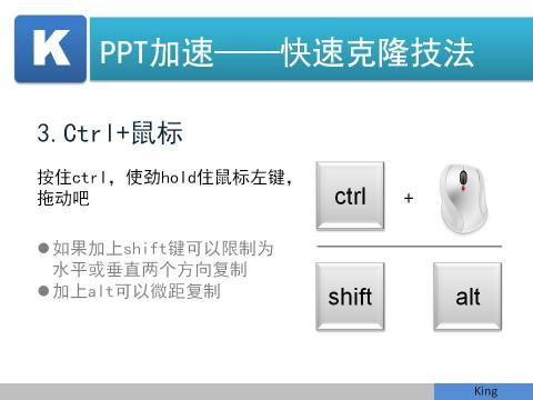 PPT快速复制